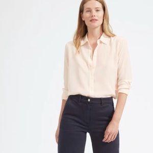 Everlane Silk Shirt
